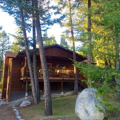 Perfect Cabin for families, couples & dogs, minutes from a soak in Hot Springs - Fairmont Hot Springs Hot Springs, Cabin, Smoke, Adventure, Park, Families, Plants, Vacation, Beautiful