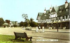 Croydon, Local History, Surrey, Tudor, Old Photos, Street View, England, Mansions, House Styles