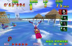 Wave Race on Nintendo 64