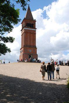 Himmelbjerget Tower - Skanderborg, Denmark