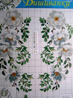 Cross Stitch узор Украинская вышиванка вышивка мужчин женщин рубашки 5 SD