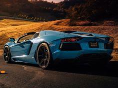Lamborghini Aventador Roadster