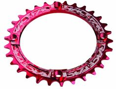 AmazonSmile : Race Face 104mm Single Chain Ring : Bike Chainrings And Accessories : Sports & Outdoors