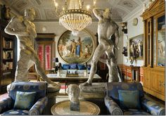 """The late Gianni Versace's """"Villa Fontanelle"""""""