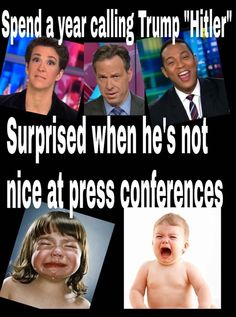 Aaaawwwww.....  time to clean up the talking heads