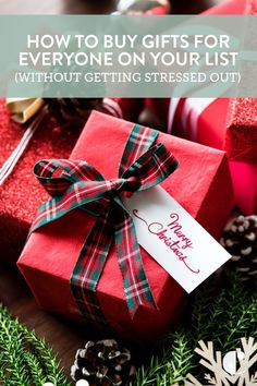 Christmas Gifts for