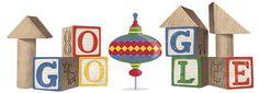Google Doodle von heute: Weltkindertag 2014 - Mehr Infos zum Thema auch unter http://vslink.de/internetmarketing