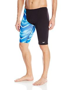 Speedo 7705535 Mens Pulse Jammer Swimsuit Blue  28 *** Details can be found by clicking on the image. Blue Swimsuit, Swim Trunks, Beachwear, Bottles, Beach Playsuit, Outfit Beach, Beach Outfits, Swimsuit, Beach Attire