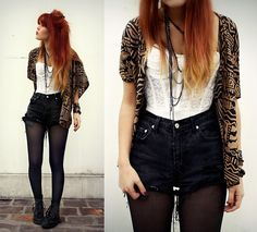 Heaven's gonna burn your eyes (by Lua P) http://lookbook.nu/look/2211797-Heaven-s-gonna-burn-your-eyes