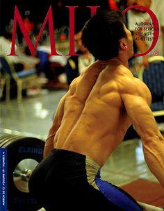 Lu Xiaojun Weightlifting Pulls Back Cover Milo