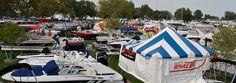 Boating & Outdoor Festival Website