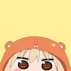 Esta soy yo el sábado / this is me on saturday 🖤😻 Himouto! Anime Shojo, Fanarts Anime, Anime Chibi, Kawaii Anime, Anime Characters, Your Name Anime, All Anime, Cute Cartoon Wallpapers, Best Iphone Wallpapers