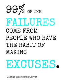 99% of the failures