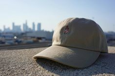 Hooray beer! Los Angeles-based brand @_Selector celebrate imported brew with this frosty polo / dad hat style. 100% cotton. Available now online & in-store. #DadHat #PoloHat #RedStripe