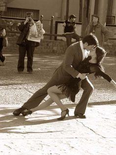 Tango argentin à la Recoleta