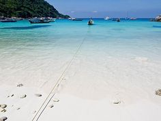 Let your hair down at Koh Racha Yai. Picture: Deeuutee