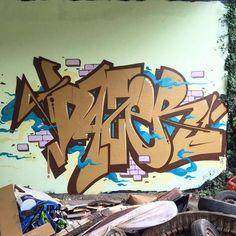"4,703 Me gusta, 3 comentarios - The original (@graff.funk) en Instagram: ""@purplehazerblazer #graff #graffiti #grafffunk"""
