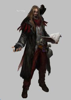 Necromancy Wizard