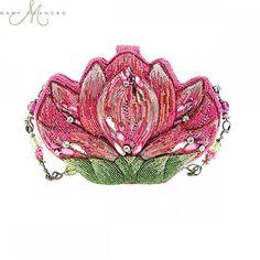 Women's Shoulder Bags - Mary Frances Lotus Blossom Handbag Handbag *** Want to know more, click on the image.