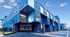 """Kolon Industries FnC has opened the nation's first shopping mall complex built with shipping containers. The place is called """"Common Ground"""" and is located near Konkook University in Seoul. Kolon Industries expects the area to help grow its new distribution business.  On April 8, Kolon Industries FnC unveiled the Common Group, which consists of a shopping space, including stores related to fashion, food, and lifestyle, and a cultural space where people can enjoy performances, concerts, and…"""