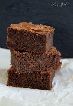 Brownie | Bernuskaa Food Design, Kitchen, Cooking, Kitchens, Cuisine, Cucina