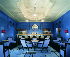 The Wolseley, The London NYC, and Other Great David Collins Designs Photos | Architectural Digest