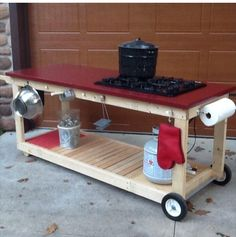 Great canning station