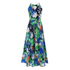 Kim printed floral shift dress, £295, L.K.Bennett