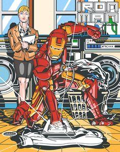 Ironing Man - by RUDCEF