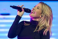 Ellie Goulding reveals her very real struggle with anxiety
