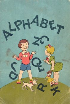 Whole French alphabet book on http://bibigreycat.blogspot.com/ (February 22, 2011 post)
