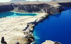 Beautiful landscape in Afghanistan.