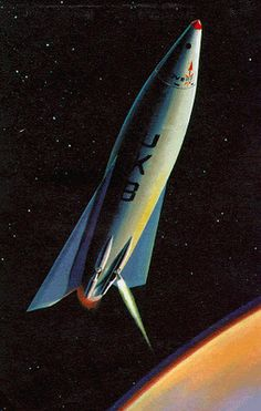 Dreams of Space - Books and Ephemera: Exploring Space (1964)