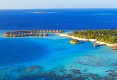 Baros Maldives, North Male Atoll // Article: Most Romantic Hotels To Honeymoon