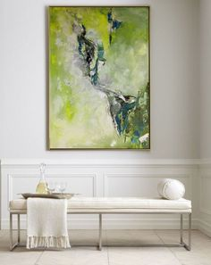 Large Abstract Painting Print Art by juliakotenko on Etsy