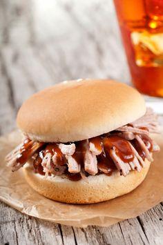 BBQ Pork Sandwich from Biggest Loser