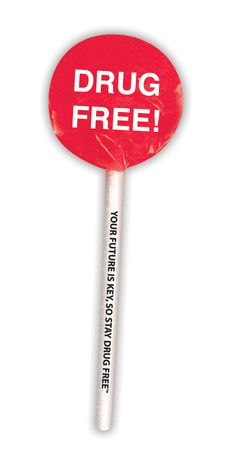 "Your Future Is Key, So Stay Drug Free. Lollipops are a sweet way to celebrate your schools Red Ribbon Week Campaign     Celebrate Red Ribbon Week campaign with these delicious and sweet lollipops. Sold in sets of 250. We have other great Red Ribbon Week items with this great theme, ""Your Future Is Key, So Stay Drug Free"". Please check out more of our best selling Red Ribbon Week products.      Need to Customize this Product?  CLICK HERE for a blank product that you can customize WI..."