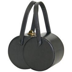 Double Cylinders Handbag 1