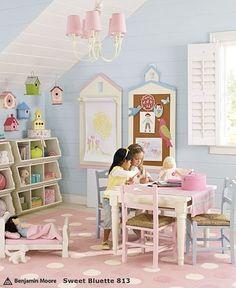playroom idea by oceanne gypsy