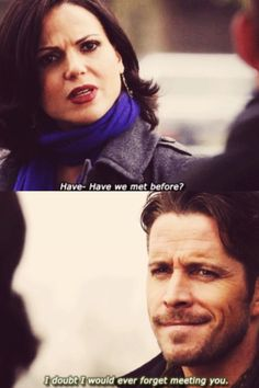 """Unless of course it was during that pesky year no one can recall. All the more reason to find this witch!"" - Robin <3 #OutlawQueen <3"
