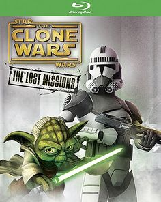 Star Wars: The Clone Wars - The Lost Missions [Blu-ray] @ niftywarehouse.com