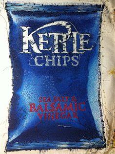 Lou Gardiner & Kettle Chips