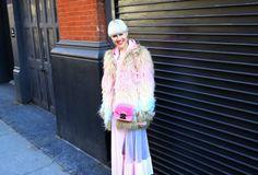 Street Style New York Fashion Week 2014 #Justyou #Vogue #NYFW