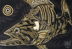 Tangaroa Marble Hapuka Tasi by NZ artist Michel Tuffery, Embossed woodcut Holiday Writing, Polynesian Art, Jr Art, Maori Art, British Museum, Paper Art, Contemporary Art, Art Gallery, Drawings