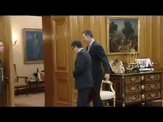 El presidente del Congreso de los Diputados entregó a Su Majestad el Rey la relación de los representantes designados por los grupos políticos con representa...
