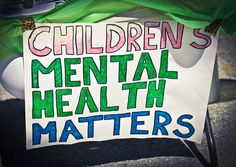 Children's Mental Health Awareness Day 2013