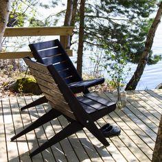 Uudet tuolit mökkirannassa. Blogissa näistä ihanuuksista lisää. Kiitos vinkistä @t.susanna ! #mökki #mökillä #piha #puutarha #rannassa #terassi #puutarhatuolit #olekuinkotonasi #vekefi  @veke.fi New chairs for our summer cottage terrace by the lake. More pictures in the blog. #summercottage #garden #terrace #lake #chair