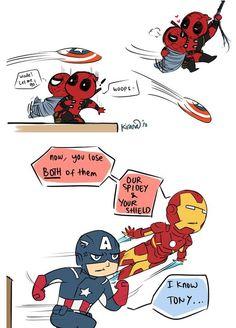 Superfamily & Spideypool