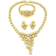 Latest Gold Jewelry Designs for Brides
