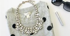 Iced Necklace | Jane